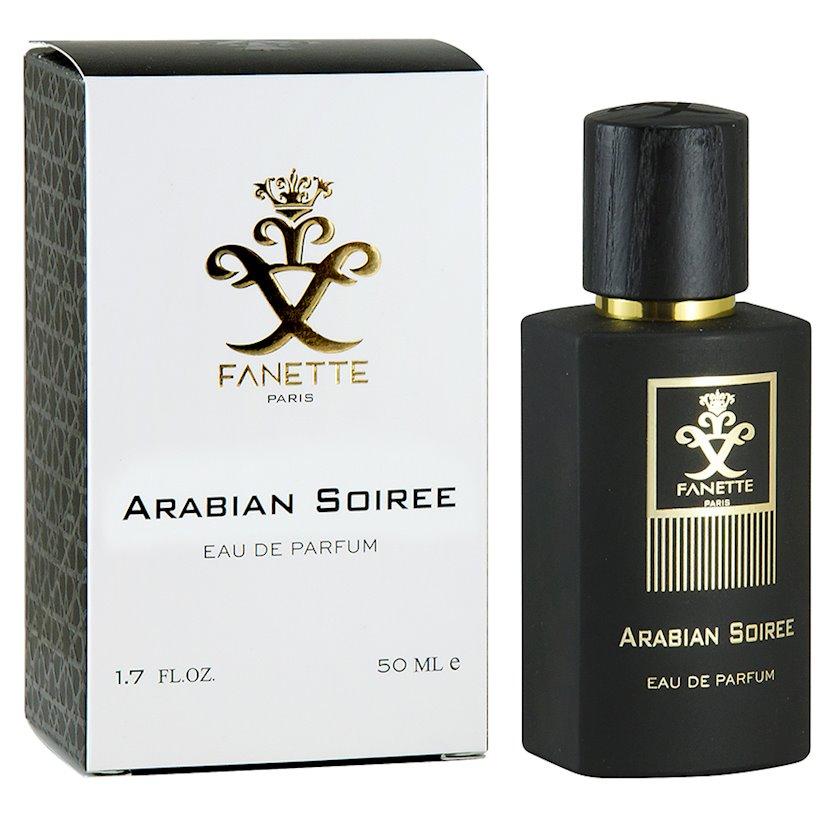 Uniseks ətir suyu Fanette Arabian Soiree 50ml