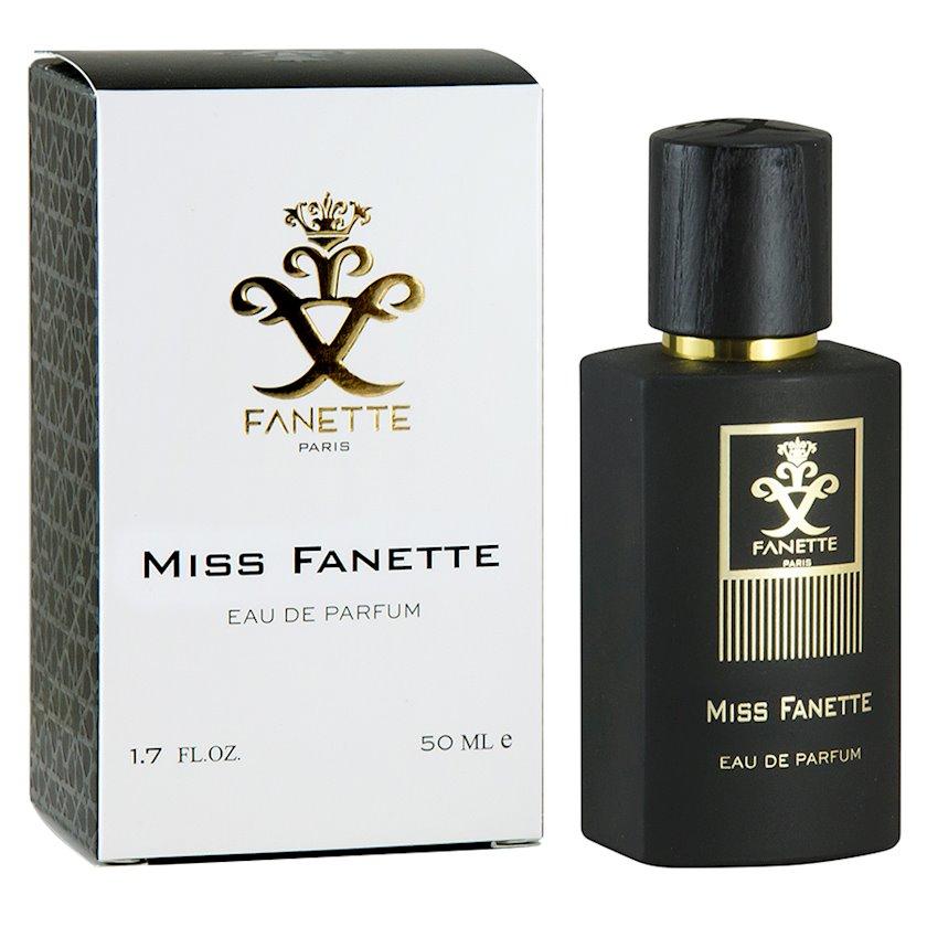 Qadınlar üçün ətir suyu Fanette Miss Fanette 50ml