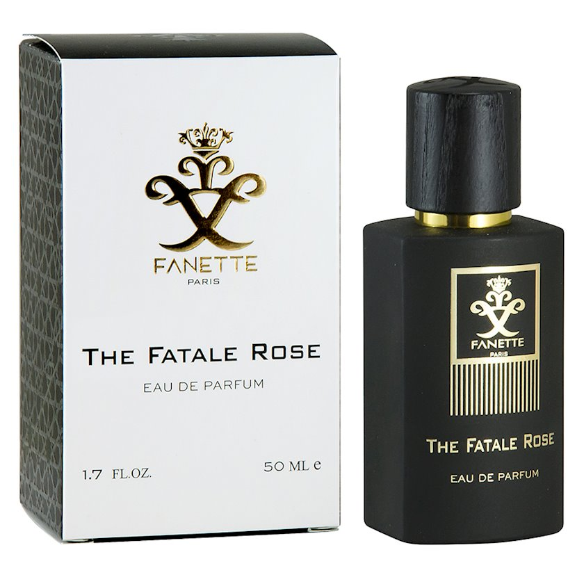 Uniseks ətir suyu Fanette The Fatale Rose 50ml
