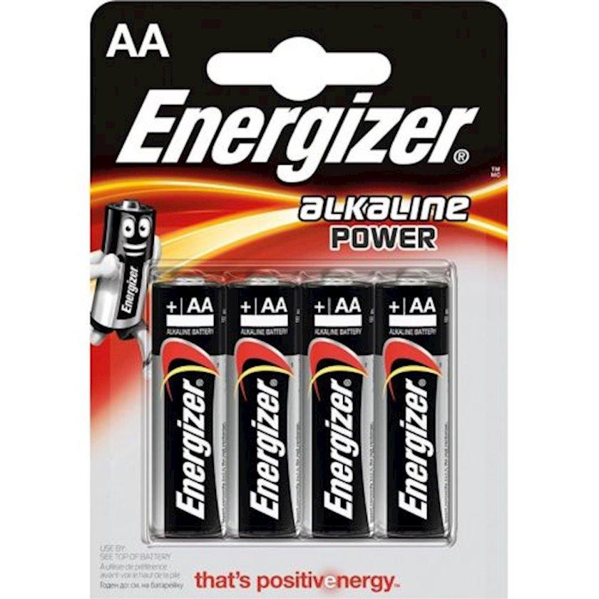 Batareya Energizer Base AA/LR6 FSB4 4 əd