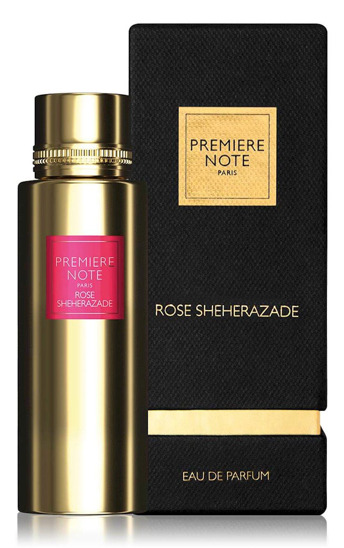 Uniseks ətir suyu Premiere Note Rose Sheherazade 100ml