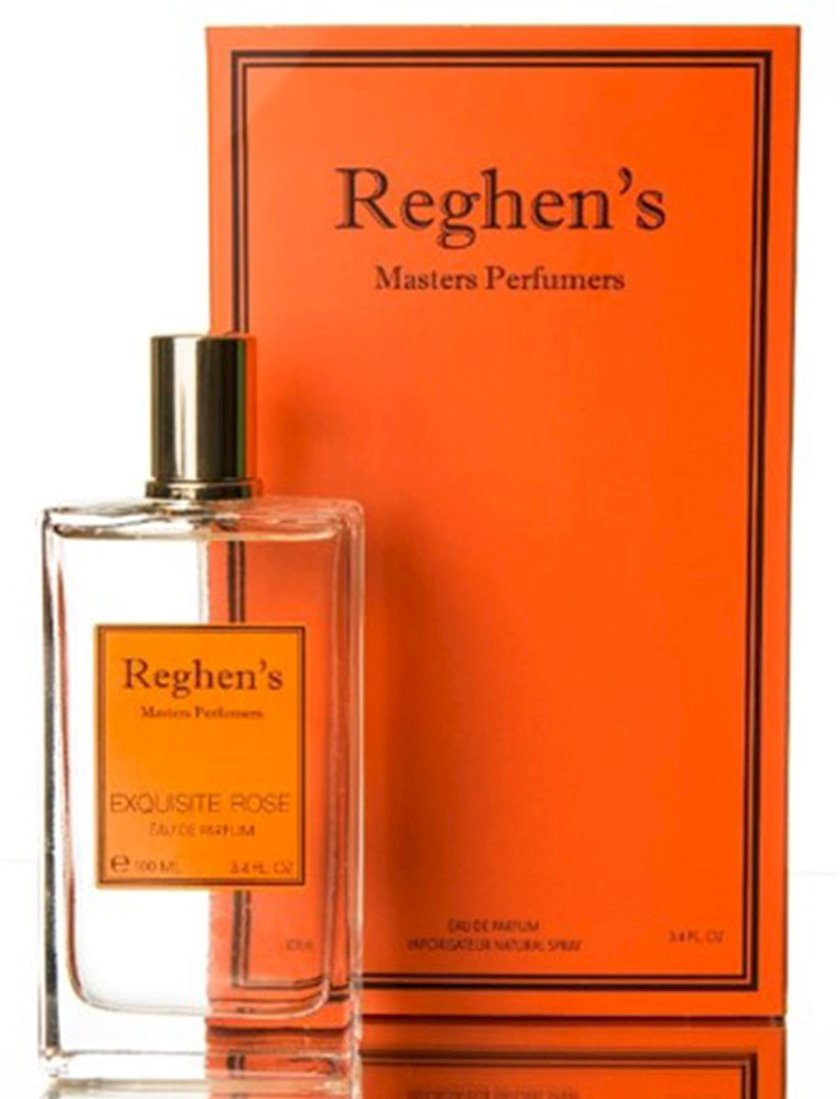 Uniseks ətir suyu Reghen's Masters Perfumers Exquisite Rose 100ml