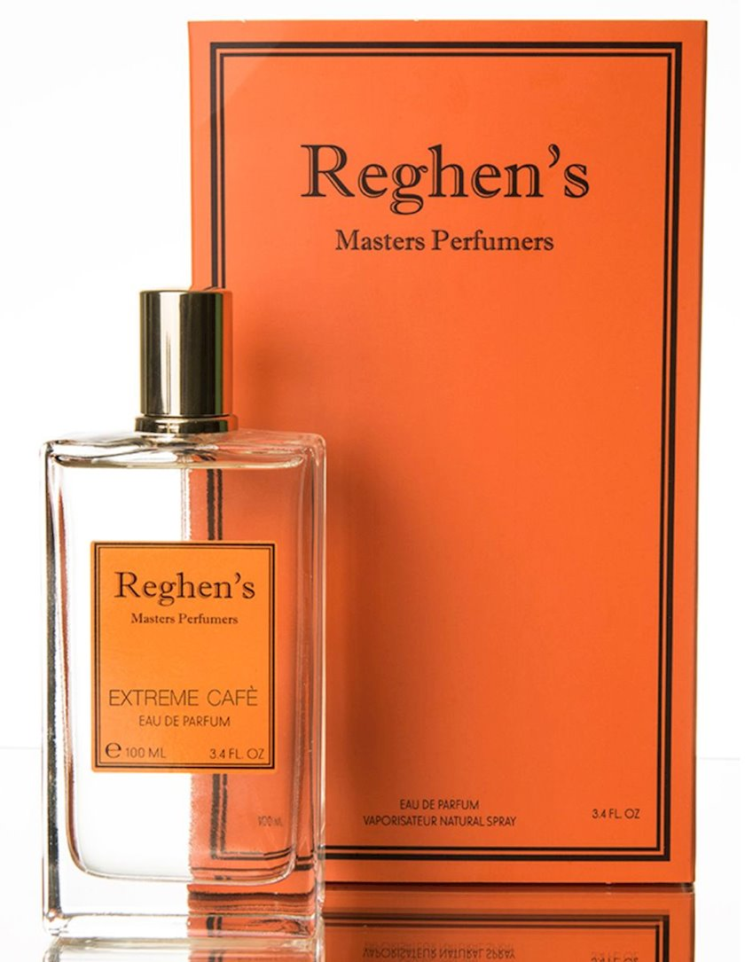 Uniseks ətir suyu Reghen's Masters Perfumers Extreme Cafè 100ml