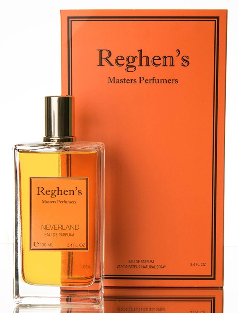 Uniseks ətir suyu Reghen's Masters Perfumers Neverland 100ml