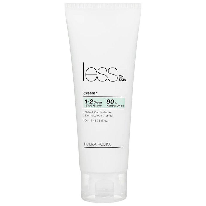 Üz üçün krem Holika Holika Less On Skin Cream