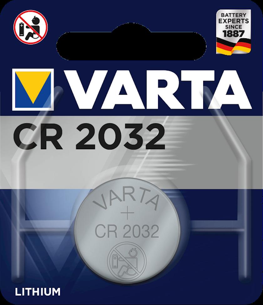Batareya Varta CR2032 BLI 1 3V, 1 əd