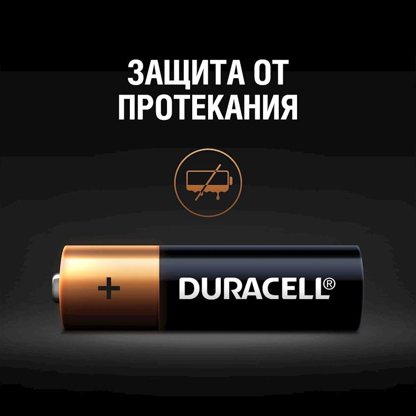 Batareya Duracell Basic LR06 AA MN1500, 2 əd