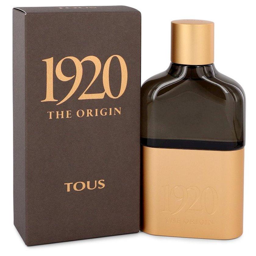 Kişilər üçün tualet suyu Tous 1920 The Origin Man 100 ml