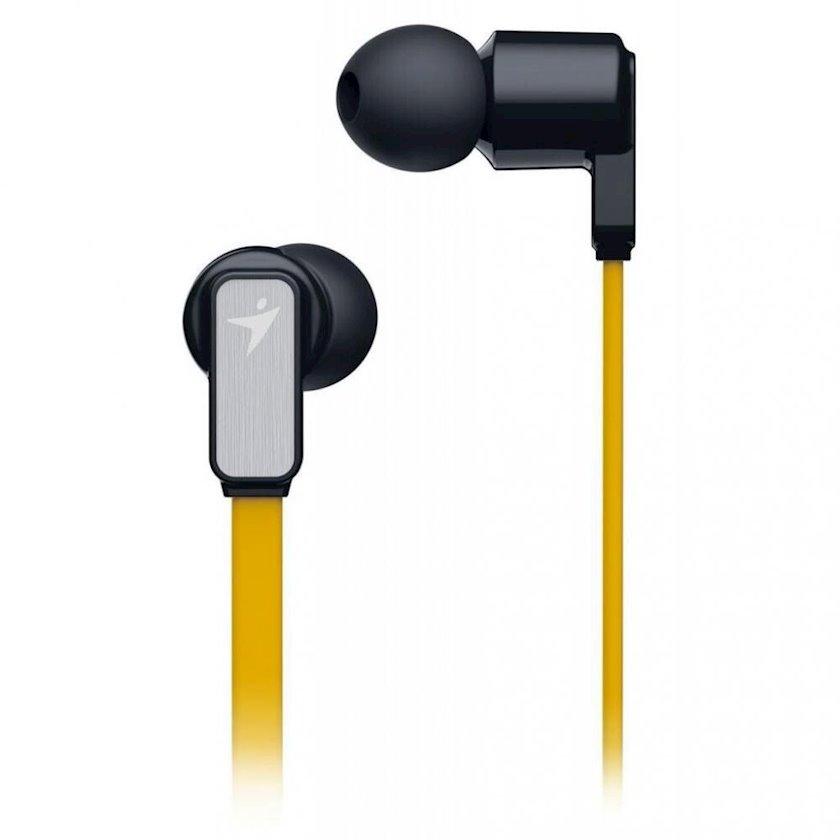 Simli qulaqlıqlar Genius HS-M260 Yellow
