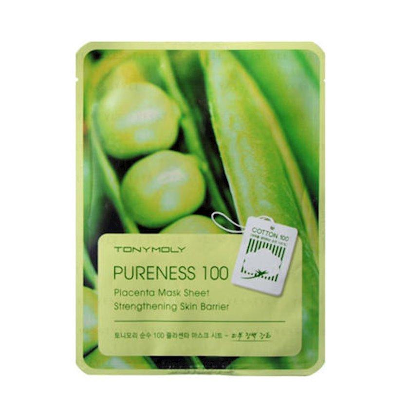 Parça maska Tony Moly Pureness 100 Placenta Mask Sheet