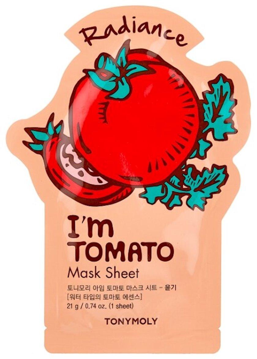 Parça maska Tony Moly I'm Real Tomato Mask Sheet