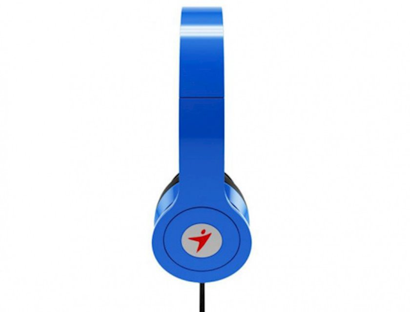 Simli qulaqlıqlar Genius HS-M450 Blue