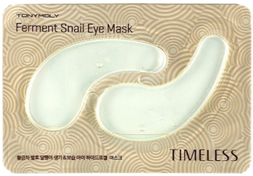 Göz üçün patçlar Tony Moly Timeless Eye Mask Ferment
