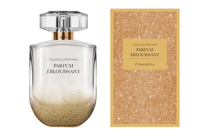 Parfüm Miniso Dazzling Perfume Parfum Eblouissant 50 ml