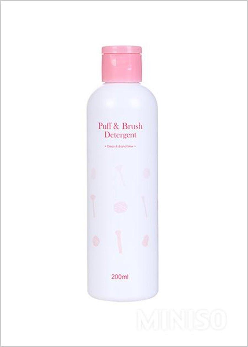 Fırça təmizləyici vasitə Miniso Puff Brush 200 ml