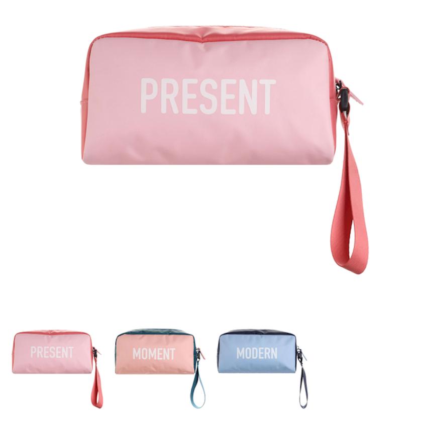 Rəngli kosmetika çantası Miniso Present