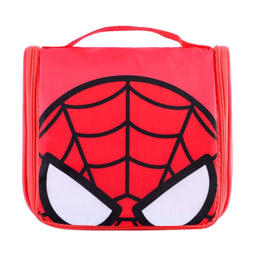 Tualet ləvazimatları üçün çanta Miniso Marvel