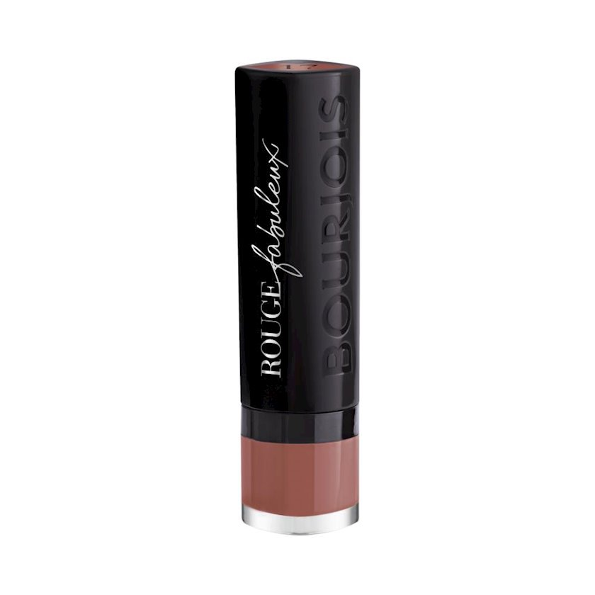 Dodaq pomadası Bourjois Rouge Fabuleux Lipstick 17 Beige Au Lait 2.3 q