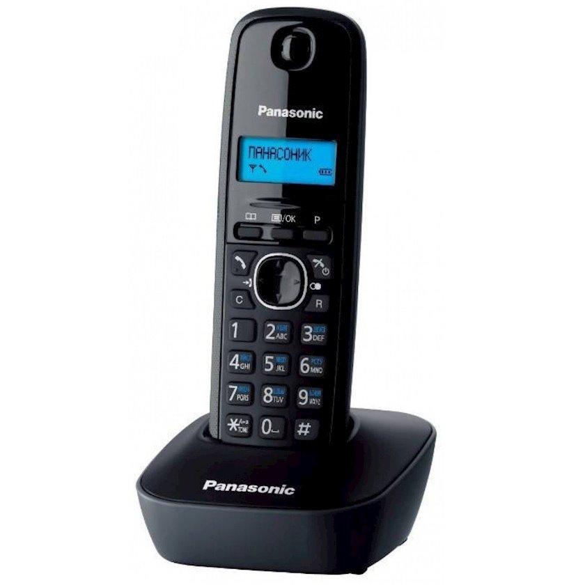 Radiotelefon Panasonic KX-TG1611UAH Black-Grey