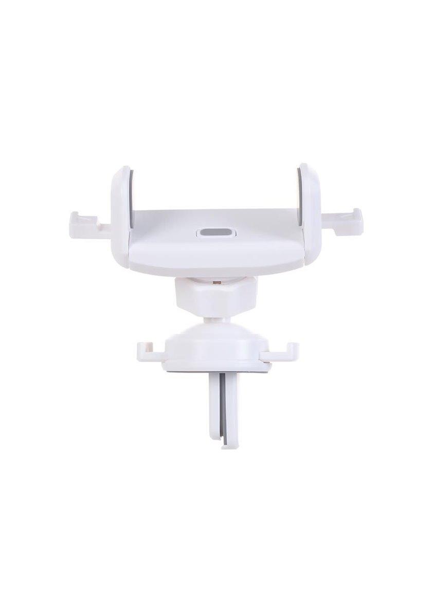 Avtomobil üçün telefon tutacağı Miniso Car Phone Holder 105x100x50, White
