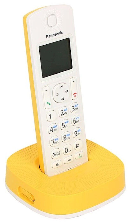 Radiotelefon Panasonic KX-TGC310UCY White-Yellow