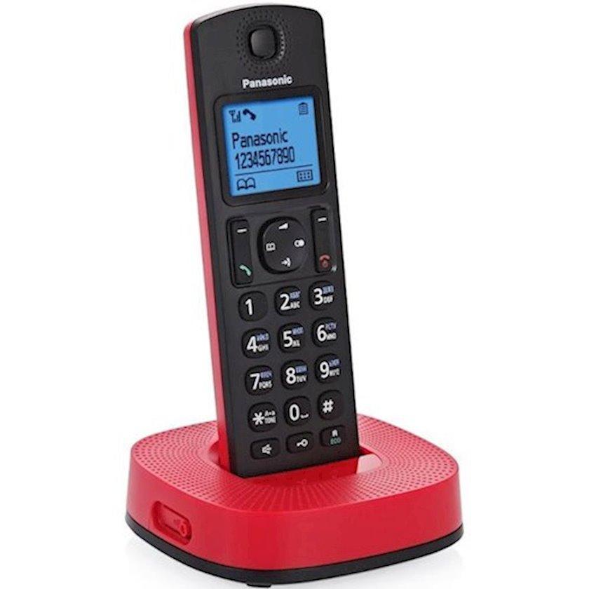 Radiotelefon Panasonic KX-TGC310UCR Black-Red
