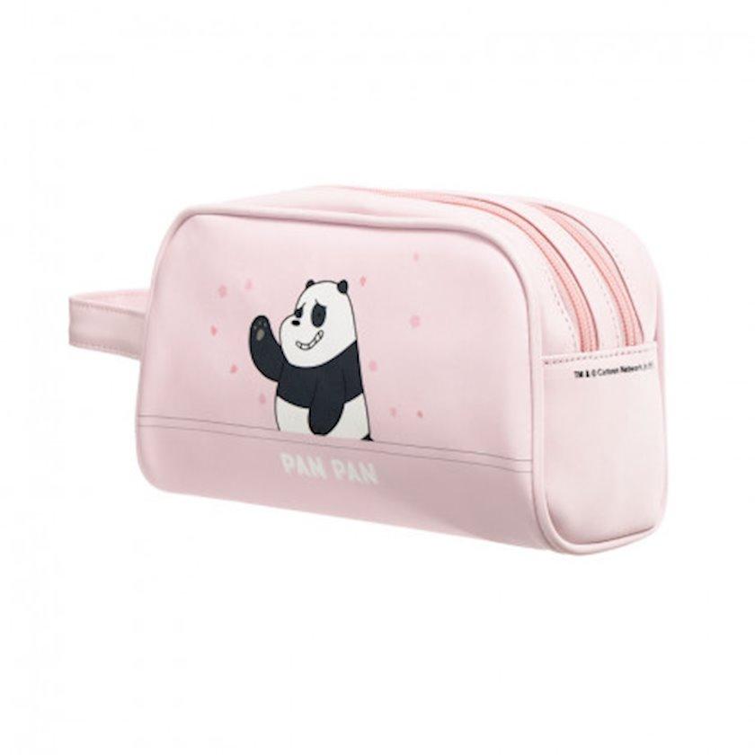 Kosmetika çantası We Bare Bears Cosmetic Bag Panda