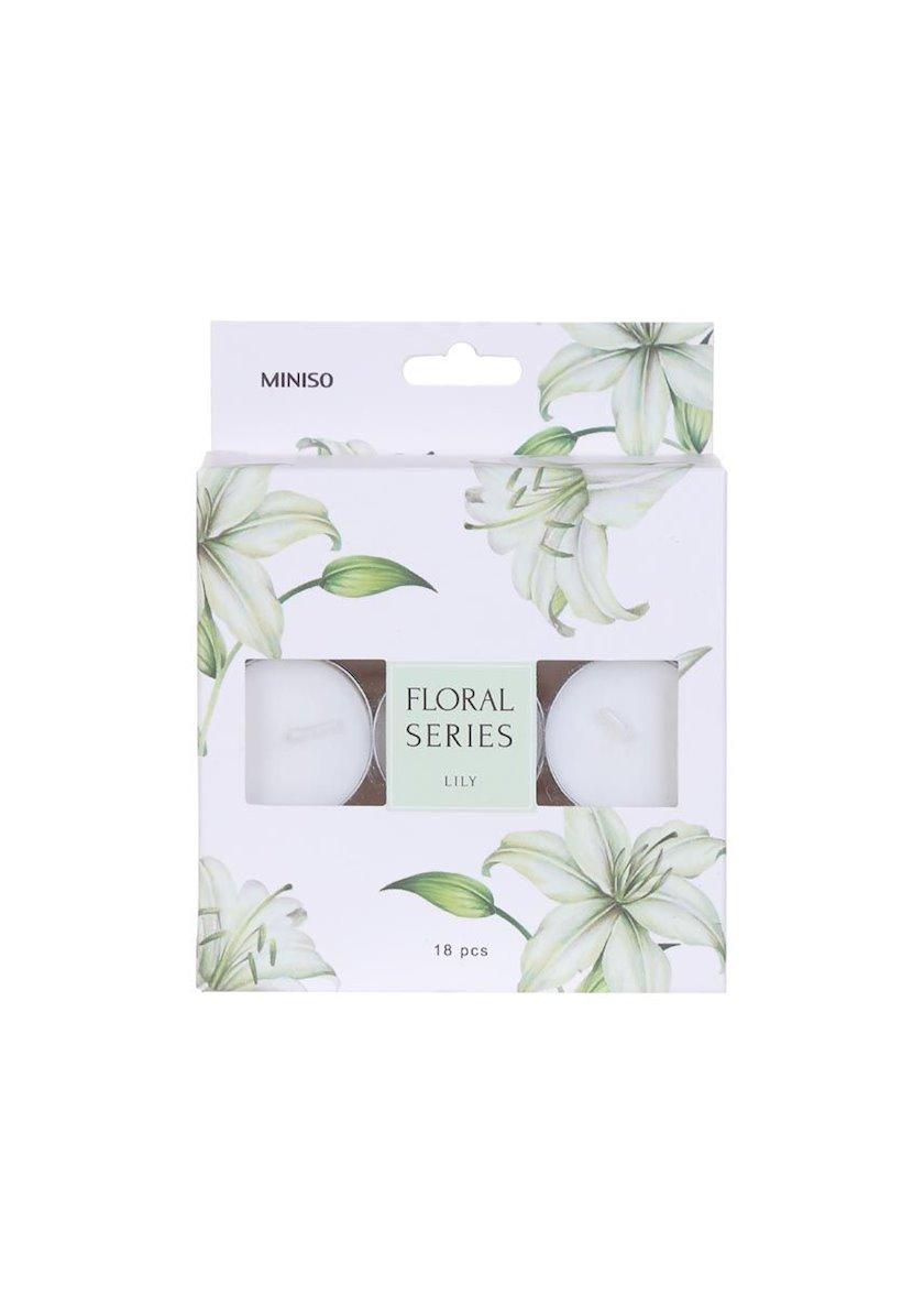 Ətirli şam Miniso Floral Series, 18 ədəd, Lily