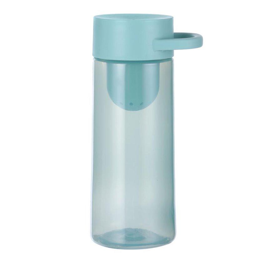 Su butulkası Miniso COCO tritan, 400 ml, Açıq yaşıl