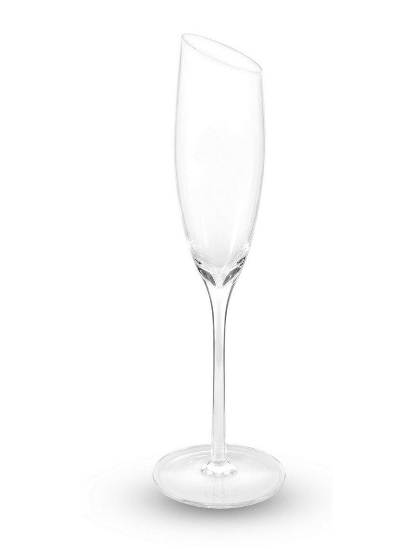 Şampan üçün qədəh dəsti Gipfel Senso 2105, 2 ədəd, 190 ml, büllur şüşə