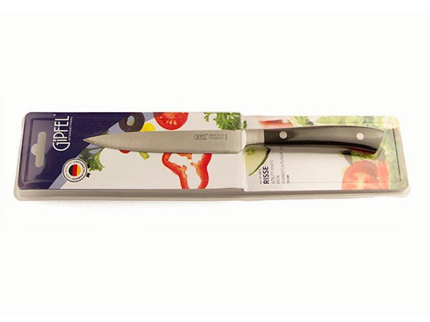 Universal bıçaq Gipfel RISSE 9870 13sm, Material: paslanmayan polad 3Cr13, Tutacağın materialı: plastik