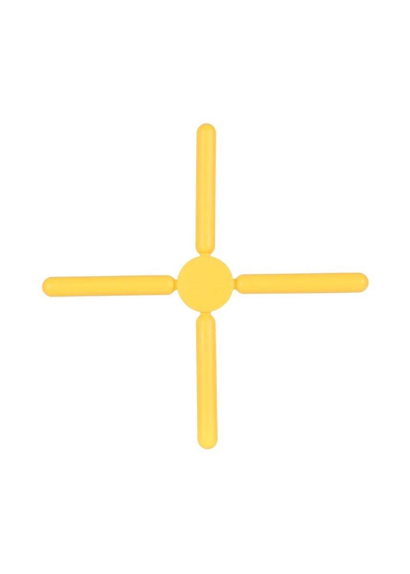 Qatlanan qazan altlıqı Miniso, sarı