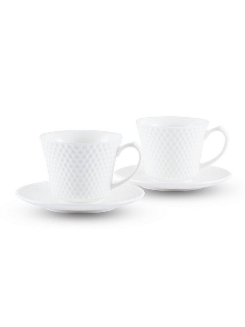 İki nəfərlik çay dəsti Gipfel BELMONTE 3894 2 fincan hərəsi 160ml, 2 nəlbəki