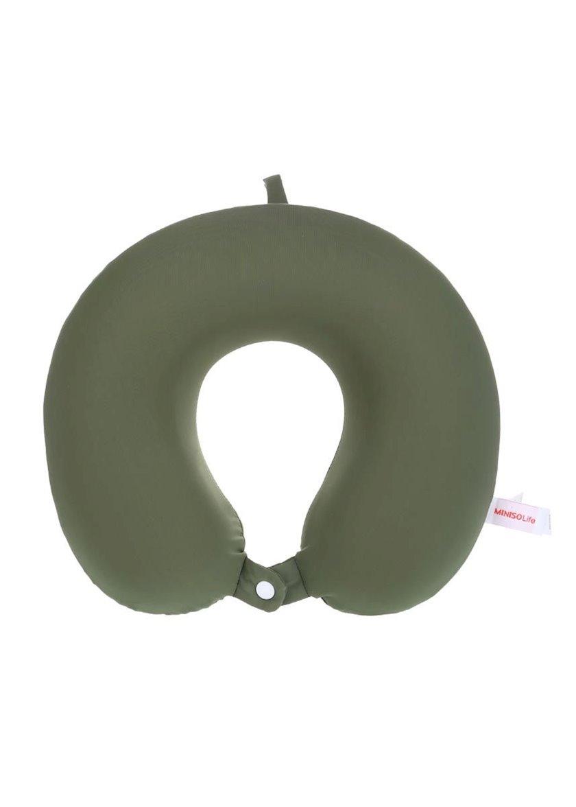U şəkilli boyun yastığı Miniso Memory Foam (Green)