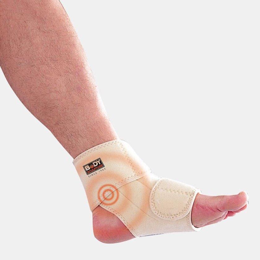 Topuq dəstəyi Body Sculpture Solex Magnetic Knee Support, Bej, Ölçü universal