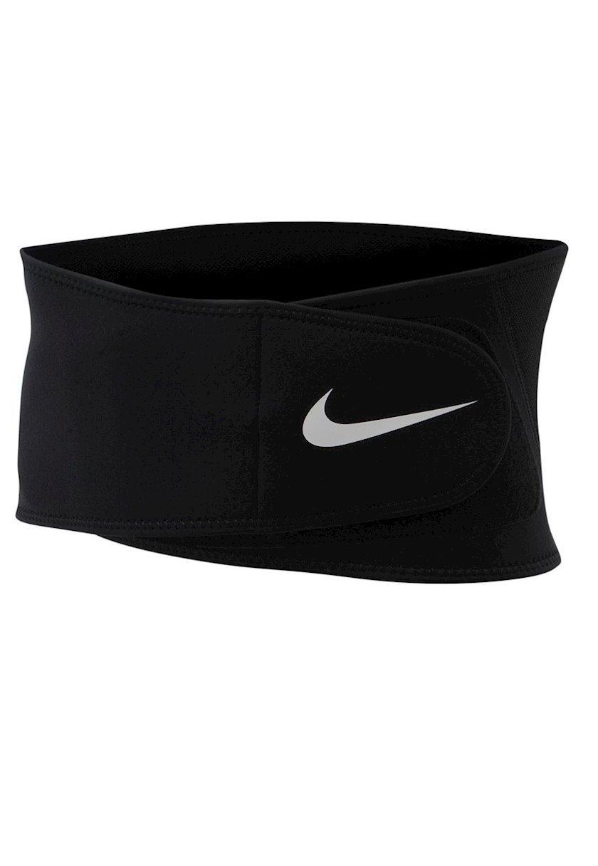 Bel dəstəyi Nike Pro Waist Wrap 2.0 N.MZ.10.010.MD, Qara, Ölçü M