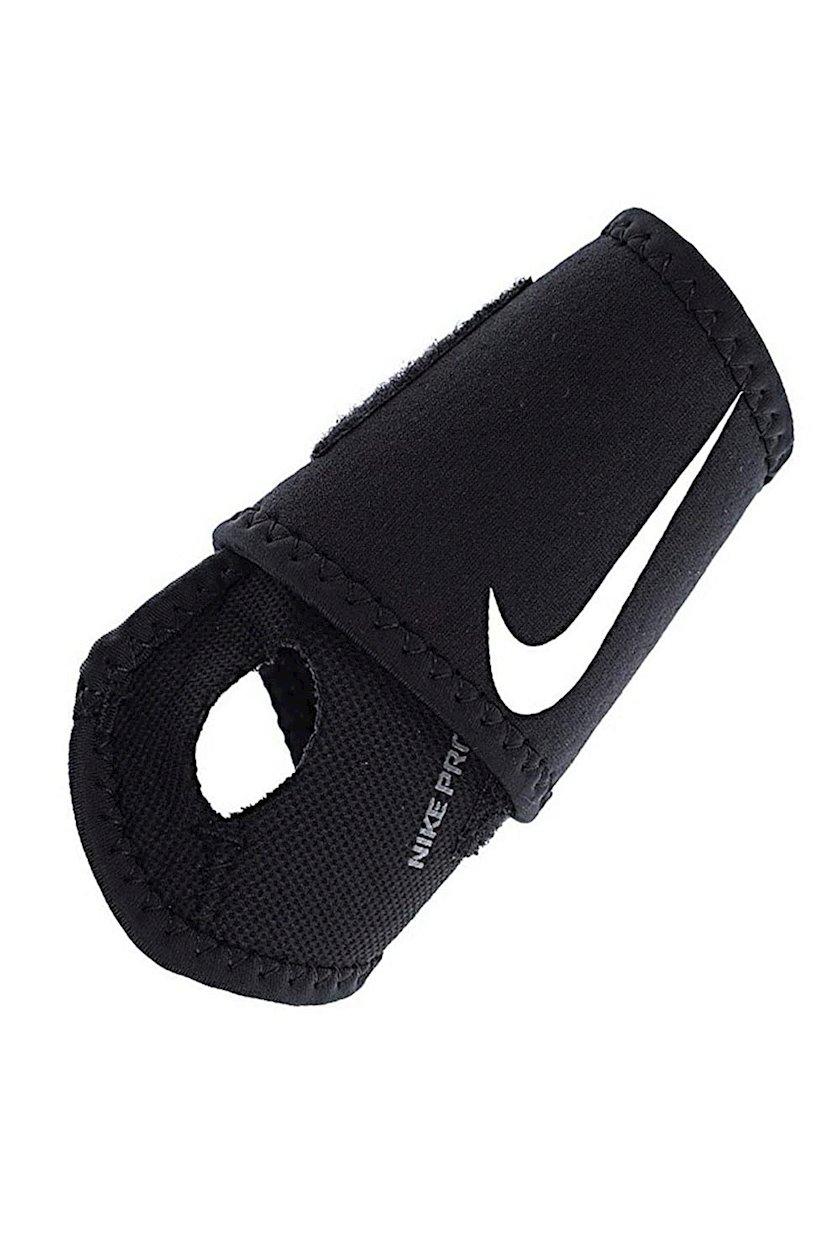 Bilək dəstəyi Nike Pro Wrist and Thumb Wrap, Qara, Ölçü universal