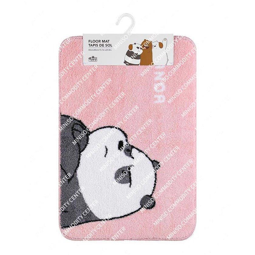 Döşəmə üçün xalı We Bare Bears-Floor Mat(Panda)