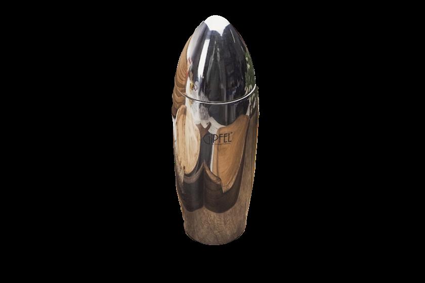 Şeyker Gipfel Sirmione 2119, 0.45 kg, 0.7 l, paslanmayan polad 18/10, kokteyllər üçün, 5x23 sm
