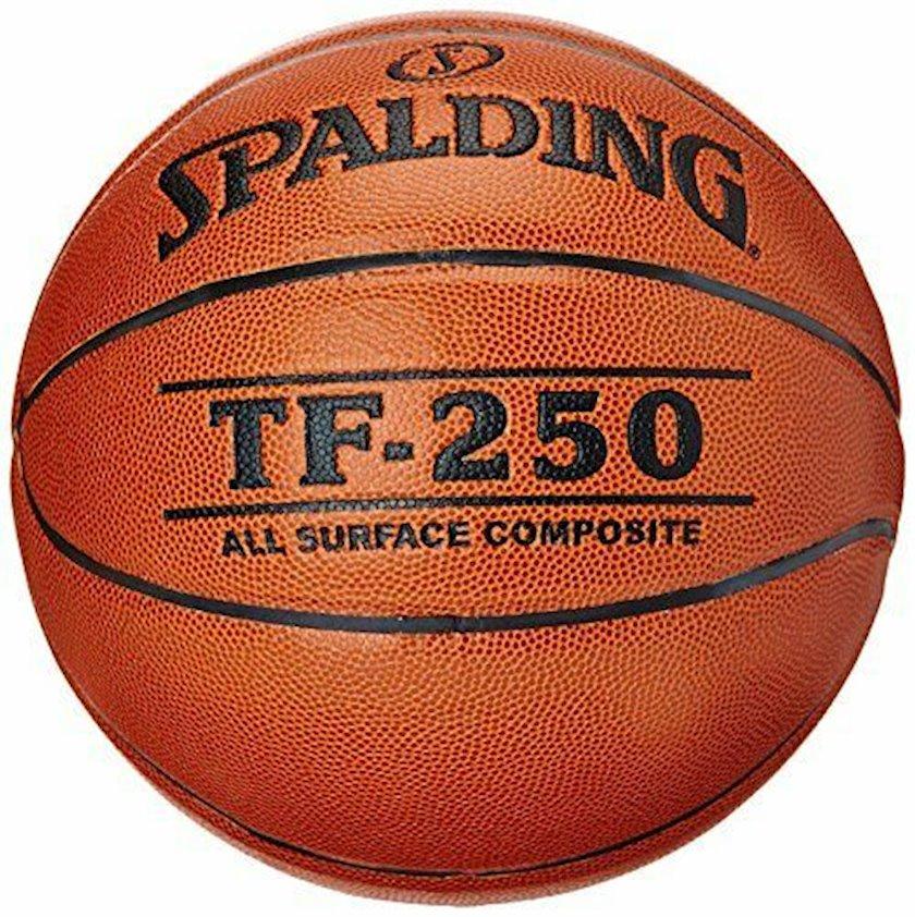 Basketbol topu Spalding TF 250 - Orange 1339830, Size 7