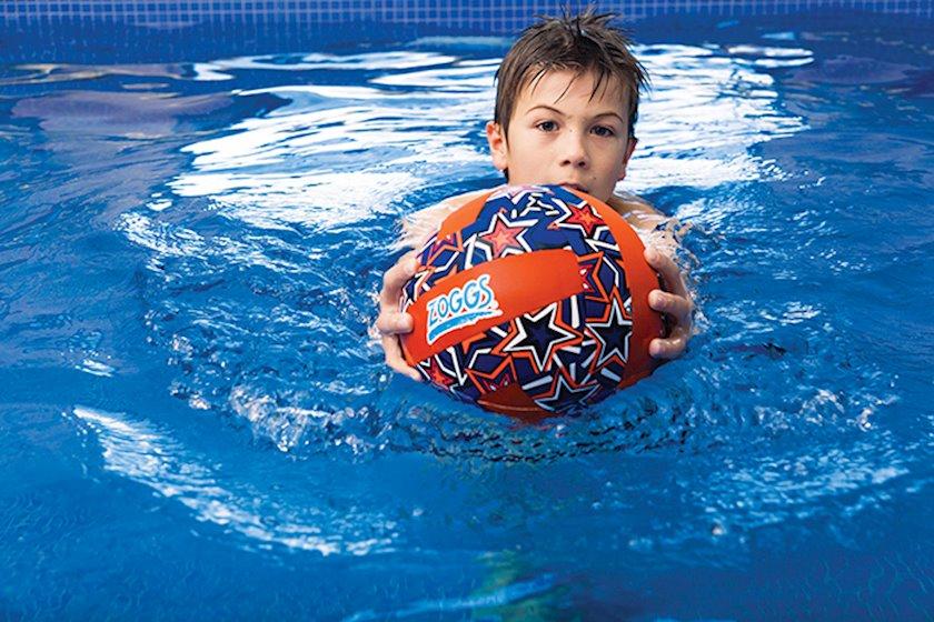 Hovuz üçün top Zoggs Kids Pool Soft Water Ball - Multicoloured