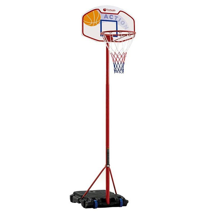 Basketbol standı Garlando El Paso BA-21, Tənzimlənilən hündürlük 160-210 sm