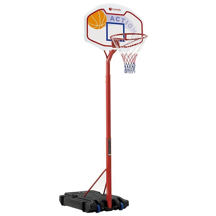 Basketbol standı Garlando Detroit BA-22, Tənzimlənilən hündürlük 210-260 sm