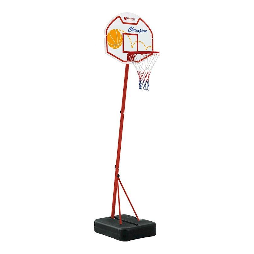 Basketbol standı Garlando Phoenix BA-20, Hündürlük 165 sm