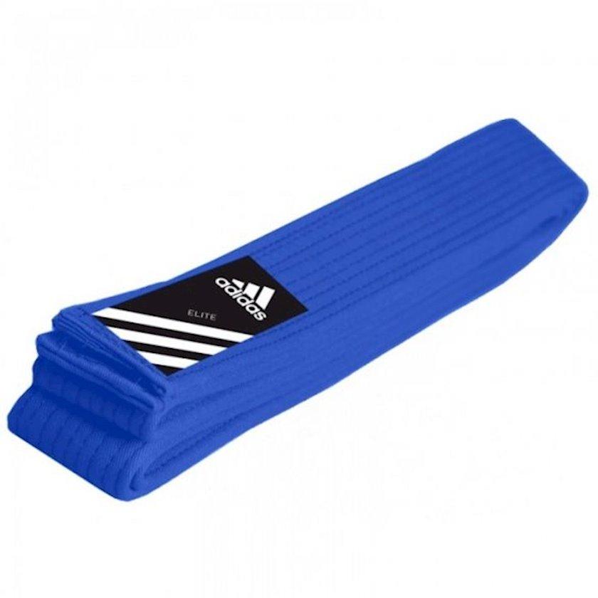 Cüdo üçün kəmər Adidas Elite Martial Arts göy, uzunluq 320 sm