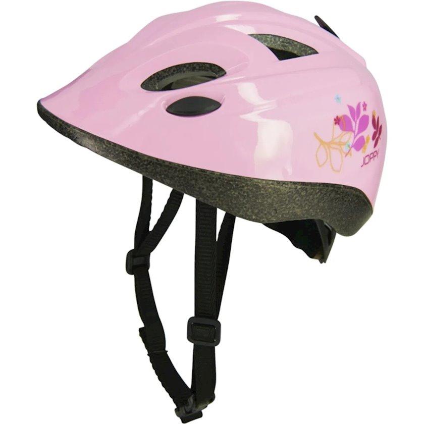 Uşaq velosiped dəbilqəsi Scrapper Girl Mixty 8, 4-12 yaş qızlar üçün, başın çevrəsi 47-53 sm