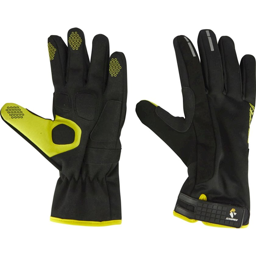 Velosiped əlcəyi Scrapper Scr Sport Gloves Color, Kişi üçün, Qara, Ölçü L