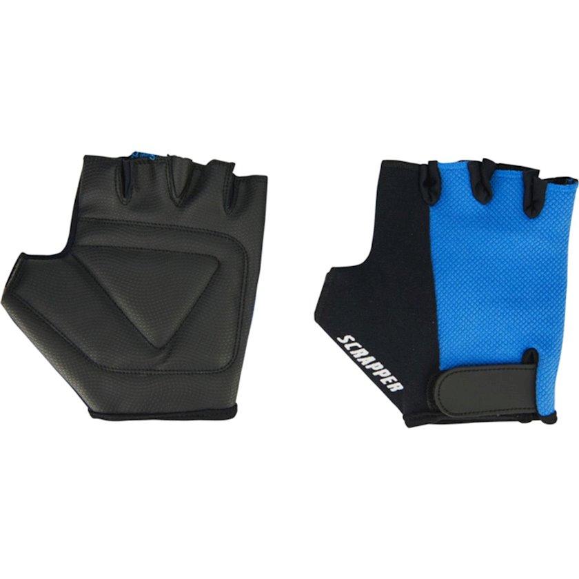 Velosiped əlcəyi Scrapper Scr Primo Glove Blue, Uniseks, Mavi, Ölçü M