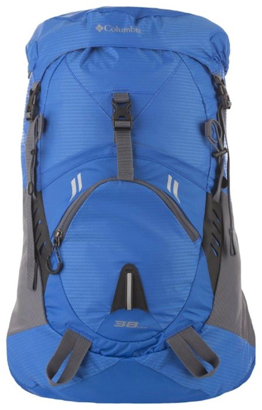 Trekkinq bel çantası Columbia Outdoor Adventure, Uniseks, Mavi, Həcm 38 l, 56 sm х 36 sm х 26 sm, 910 q