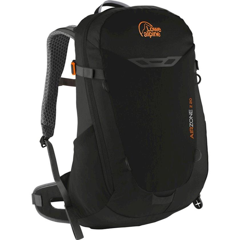 Trekkinq bel çantası Lowe Alpine Hike Light 2, Uniseks, Qara, Həcm 20 l, 50 sm x 27 sm x 23 sm, 930 q